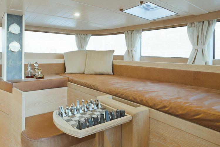 Schooner boat rental in Athens,