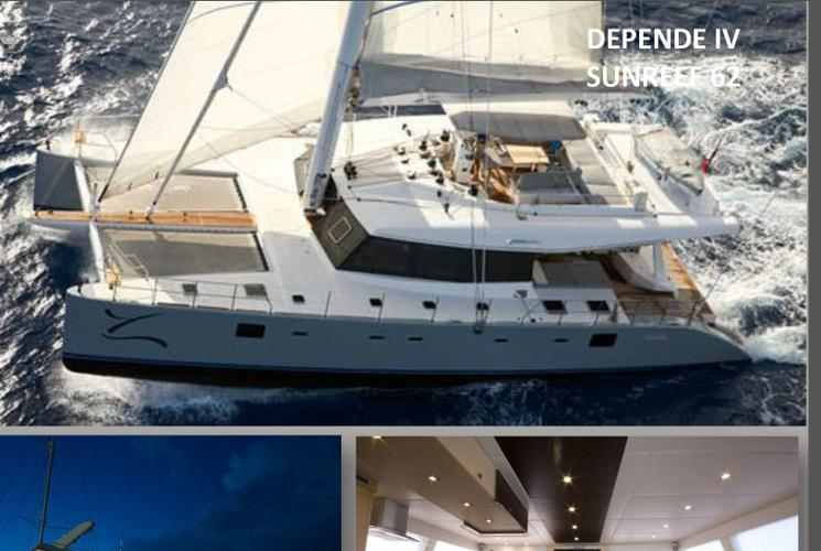 Experience Mallorca on this stunning 62' Catamaran!