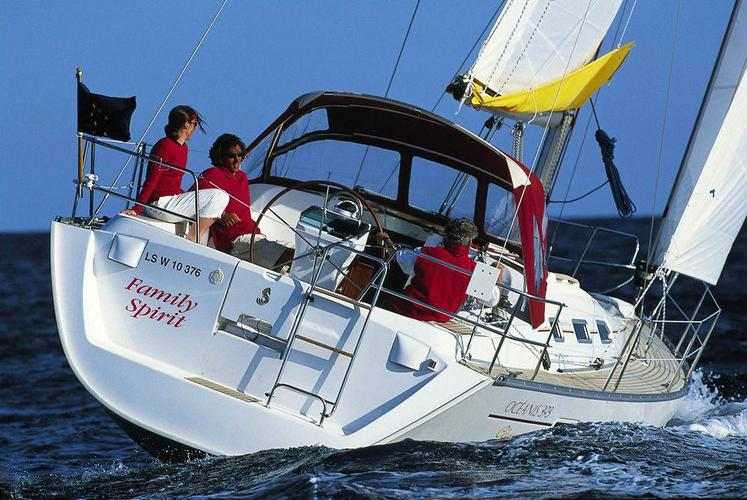 Beneteau's 39.0 feet in Athens
