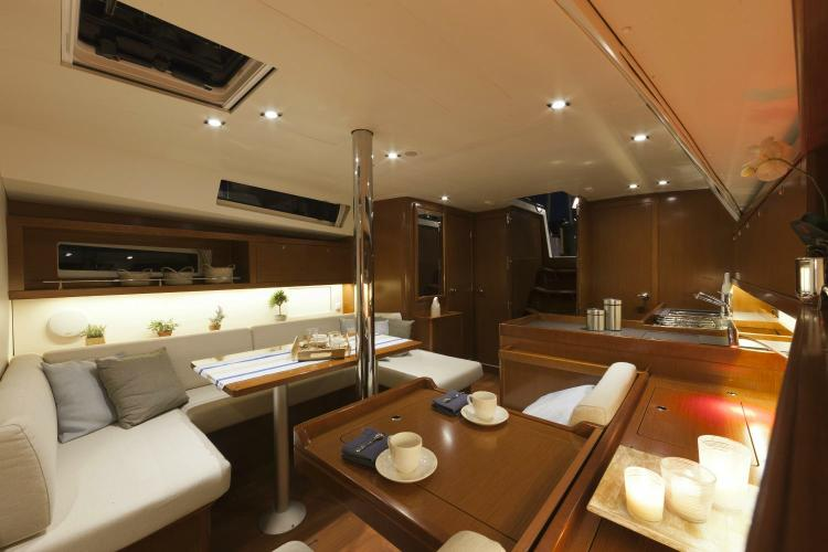 Discover Athens surroundings on this Oceanis 41  Beneteau boat