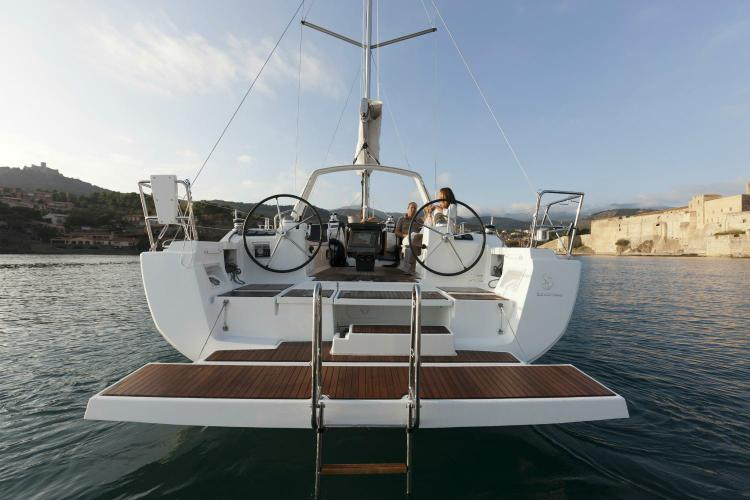 Boat for rent  Beneteau 41.0 feet in Athens, Greece