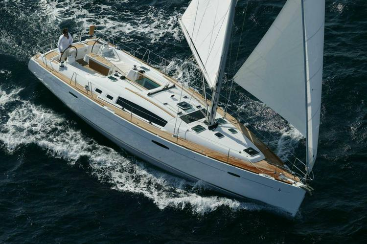Beneteau's 46.0 feet in Athens