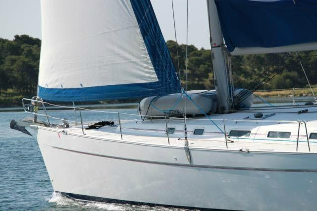 rent a beneteau cyclades 50 50 sailboat in athens gr on sailo 0 reviews