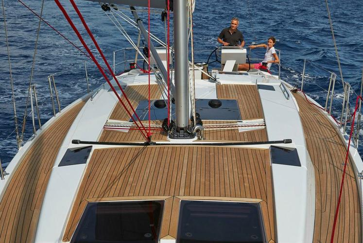Boat for rent  Hanse 44.0 feet in Athens, Greece