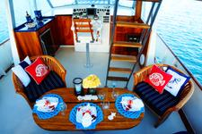 thumbnail-3 Commander Yacht 45.0 feet, boat for rent in North Bay Village, FL