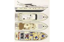 thumbnail-23 Ferretti 62.0 feet, boat for rent in Athens, GR