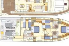 thumbnail-27 Ferretti 68.0 feet, boat for rent in Athens, GR