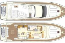 thumbnail-26 Ferretti 68.0 feet, boat for rent in Athens, GR