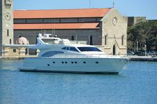 thumbnail-5 Ferretti 68.0 feet, boat for rent in Athens, GR