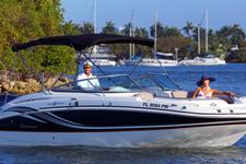 thumbnail-2 Hurricane Black 24.0 feet, boat for rent in North Bay Village, FL
