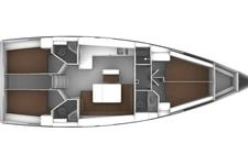 thumbnail-17 Bavaria 46.0 feet, boat for rent in Athens, GR