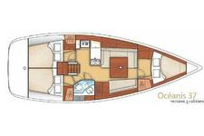 thumbnail-14 Beneteau 37.0 feet, boat for rent in Athens, GR