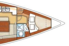 thumbnail-15 Beneteau 40.0 feet, boat for rent in Athens, GR