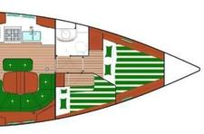 thumbnail-14 Beneteau 42.0 feet, boat for rent in Athens, GR