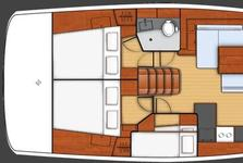thumbnail-19 Beneteau 48.0 feet, boat for rent in Athens, GR