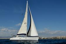 Come aboard and relax on this gorgeous sailboat