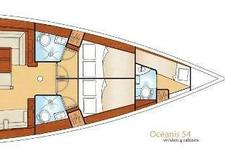 thumbnail-13 Beneteau 54.0 feet, boat for rent in Athens, GR