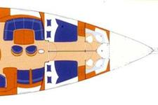 thumbnail-35 Beneteau 57.0 feet, boat for rent in Athens, GR