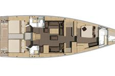 thumbnail-31 Dufour 56.0 feet, boat for rent in Athens, GR