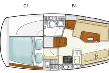 thumbnail-14 Hanse 32.0 feet, boat for rent in Athens, GR