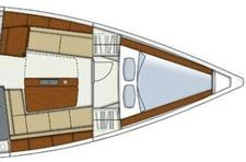 thumbnail-21 Hanse 34.0 feet, boat for rent in Athens, GR