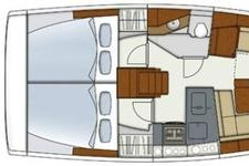 thumbnail-20 Hanse 34.0 feet, boat for rent in Athens, GR