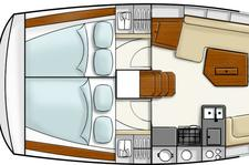 thumbnail-15 Hanse 35.0 feet, boat for rent in Athens, GR