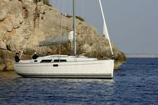 thumbnail-7 Hanse 35.0 feet, boat for rent in Athens, GR