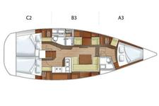 thumbnail-12 Hanse 40.0 feet, boat for rent in Athens, GR