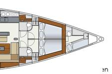 thumbnail-19 Hanse 57.0 feet, boat for rent in Athens, GR