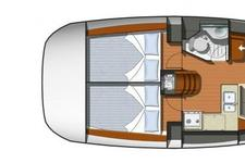 thumbnail-17 Jeanneau 36.0 feet, boat for rent in Athens, GR