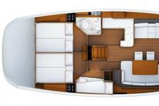thumbnail-25 Jeanneau 53.0 feet, boat for rent in Athens, GR