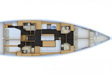 thumbnail-41 Jeanneau 54.0 feet, boat for rent in Athens, GR