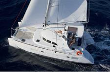Weekly skippered charters on a beautiful new catamaran!