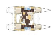thumbnail-16 Lagoon 38.0 feet, boat for rent in Athens, GR