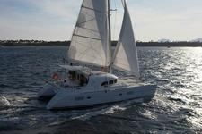 Set sail around the Med on this catamaran