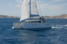 Live the Greek life in style on this luxury Cat!