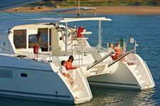 thumbnail-10 Lagoon 42.0 feet, boat for rent in Athens, GR
