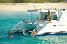 Spend a perfect week with your family aboard this Lagoon 440