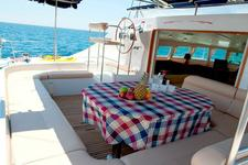 thumbnail-10 Lagoon 47.0 feet, boat for rent in Athens, GR