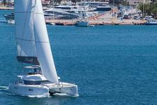 thumbnail-6 Lagoon 52.0 feet, boat for rent in Athens, GR