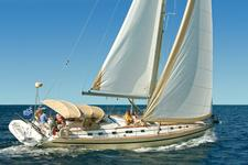 Spend a day sailing the Med on this sailing yacht