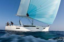 Sail in luxury with this gorgeous Oceanis 41