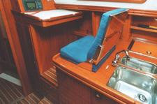 thumbnail-8  Hanse 37.0 feet, boat for rent in Athens, GR