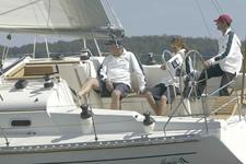 thumbnail-6  Hanse 37.0 feet, boat for rent in Athens, GR