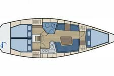 thumbnail-10  Hanse 37.0 feet, boat for rent in Athens, GR