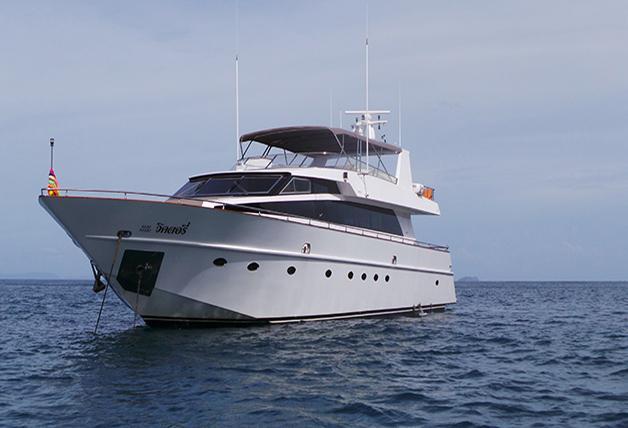 88.0 feet Baglietto 85 in great shape
