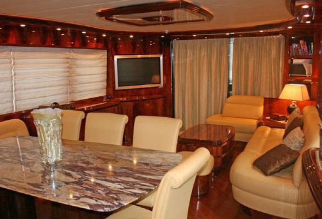 Boat for rent Ferretti 680 55.0 feet in Phuket,