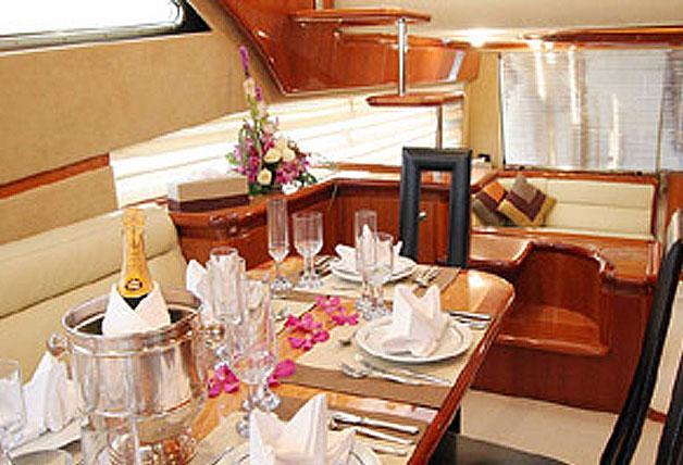 Motor yacht boat rental in Phuket,