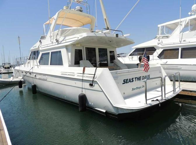 Luxury Boat Rentals San Diego Ca Navigator Convertible 797